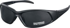 Czarne okulary damskie Emp
