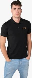 T-shirt Emporio Armani w stylu casual z krótkim rękawem