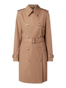 Płaszcz Ralph Lauren z bawełny