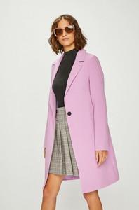 Różowy płaszcz Answear