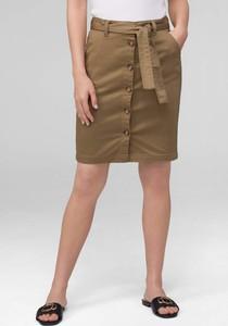 Zielona spódnica ORSAY w stylu casual