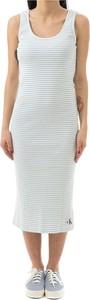 Sukienka Calvin Klein z dżerseju