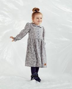Sukienka dziewczęca Banana Kids z tkaniny