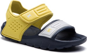 Buty dziecięce letnie Champion na rzepy