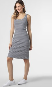 Sukienka Tommy Jeans z dżerseju mini w stylu casual