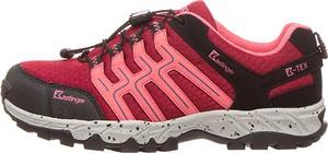 Buty trekkingowe Kastinger sznurowane z płaską podeszwą