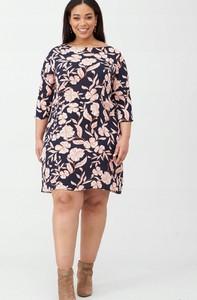Sukienka Junarose z długim rękawem mini