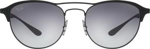 Granatowe okulary damskie Ray-Ban