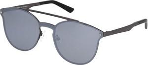 Okulary przeciwsłoneczne SS10251 Solano (czarno-szare)