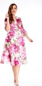Sukienka Ptakmoda.com rozkloszowana