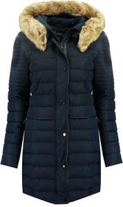 Płaszcz Geographical Norway w stylu casual