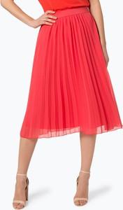 Czerwona spódnica Marie Lund