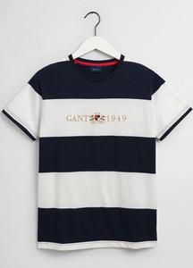 T-shirt Gant z bawełny