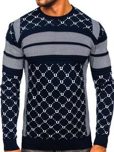 Sweter Denley w stylu klasycznym