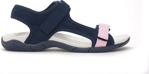 Granatowe sandały American Club