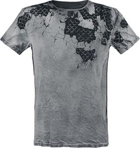 T-shirt Outer Vision z bawełny