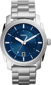 Zegarek FOSSIL - Machine FS5340 Silver/Silver