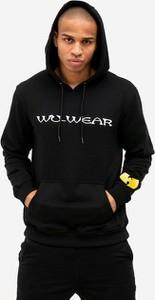 Czarna bluza Wu Wear z bawełny