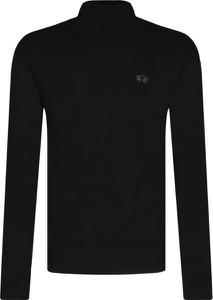 Sweter La Martina z kaszmiru w stylu casual