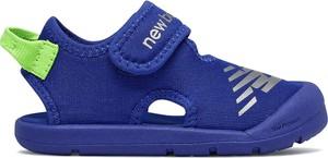 Buty dziecięce letnie New Balance ze skóry dla chłopców