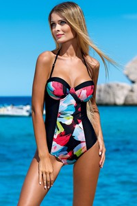 c5d9ecb7d2ea51 strój kąpielowy jednoczęściowy dla puszystych - stylowo i modnie z ...