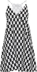 Sukienka Calvin Klein mini prosta w stylu casual