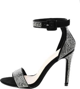 Sandały Prima Moda na szpilce na wysokim obcasie