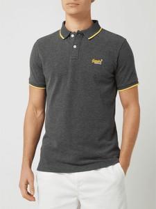Koszulka polo Superdry z krótkim rękawem w stylu casual
