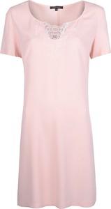 Sukienka Patrizia Pepe na spacer z tkaniny