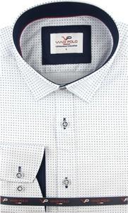 Koszula Viadi Polo z klasycznym kołnierzykiem