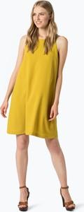 Żółta sukienka Opus
