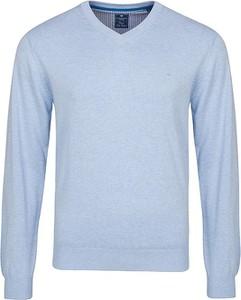 Sweter Redmond w stylu casual z bawełny