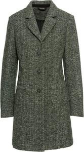 Zielony płaszcz bonprix BODYFLIRT w stylu casual