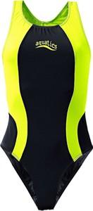 Czarny strój kąpielowy bonprix bpc bonprix collection