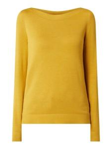 Żółty sweter S.Oliver Red Label