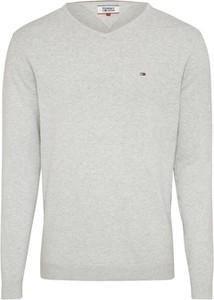 Sweter Tommy Jeans z bawełny w stylu casual