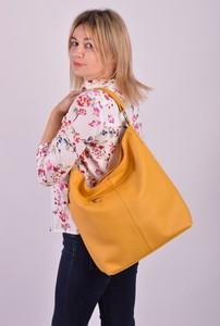 Torebka Designs Fashion w wakacyjnym stylu zamszowa duża