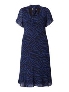 Sukienka Michael Kors z szyfonu