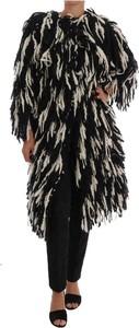 Płaszcz Dolce & Gabbana z wełny
