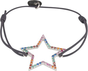 Lua Accessories Opaska 'Rainbow Star'