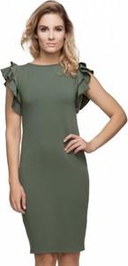 Zielona sukienka Tessita mini