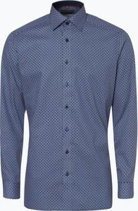15f6de2997bdf1 Niebieska koszula Finshley & Harding w stylu casual