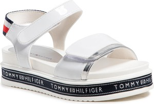Buty dziecięce letnie Tommy Hilfiger na rzepy