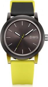 Zegarek DWG na zielonym pasku 02