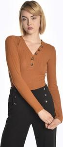 Bluzka Gate z bawełny w stylu casual