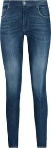 Jeansy Trussardi Jeans w street stylu