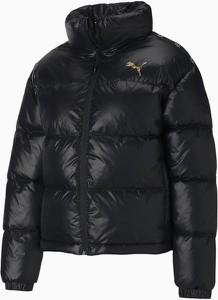 Czarna kurtka Puma krótka
