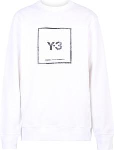 Bluza Y-3 z bawełny z nadrukiem
