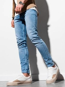 Spodnie Ombre z jeansu