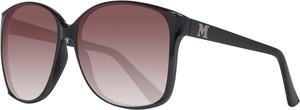 Czarne okulary damskie Missoni